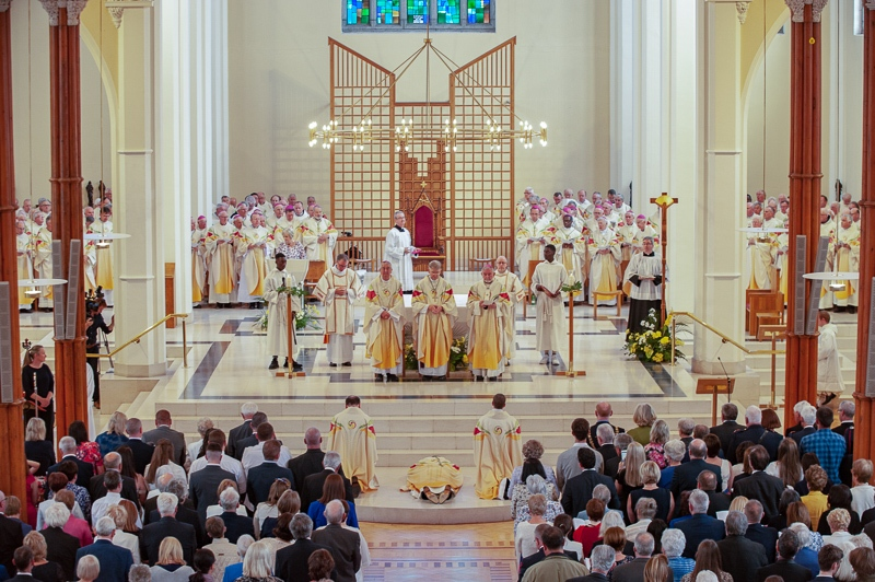 At the Episcopal Ordination of Fr. Fintan Gavin