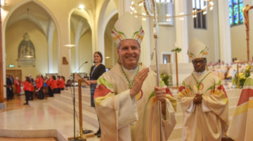 Texts from Bishop's Ordination