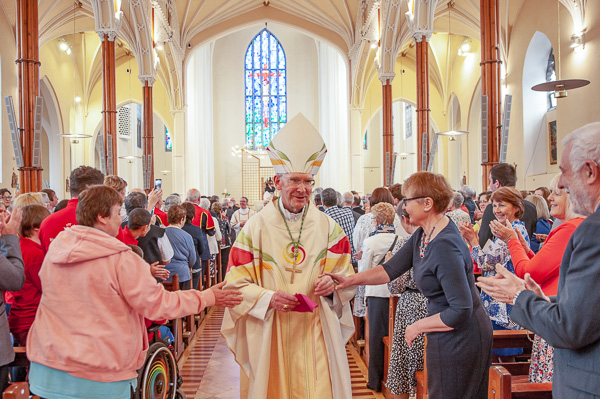 Most Rev John Buckley, Bishop Emeritus