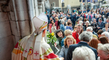 Images from Bishop Fintan Gavin's Episcopal Ordination at the Cathedral