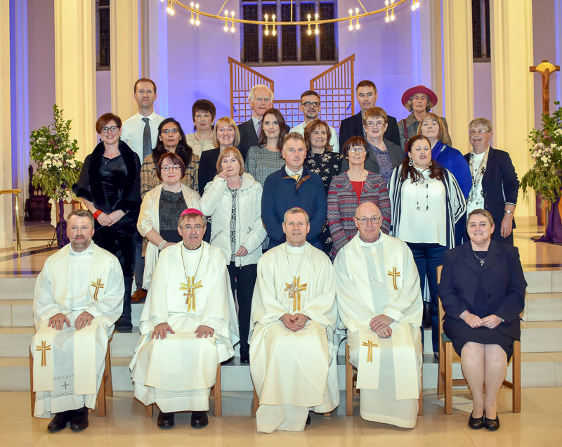 Catechists to support faith education in parishes