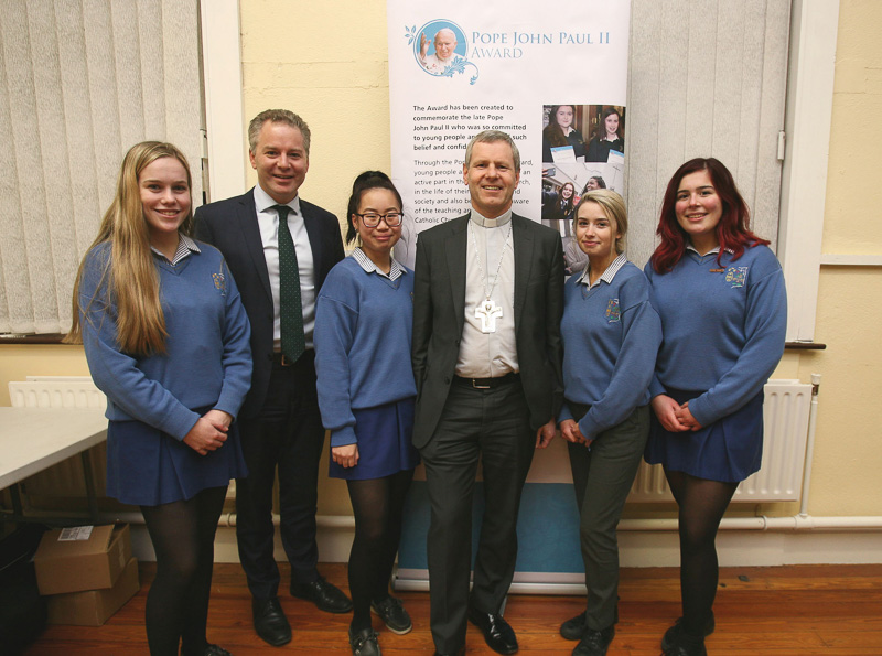 New awards to encourage social action and parish links by young people