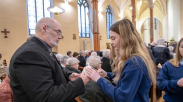 Day for Consecrated Life marked by Bishop with hundreds of religious