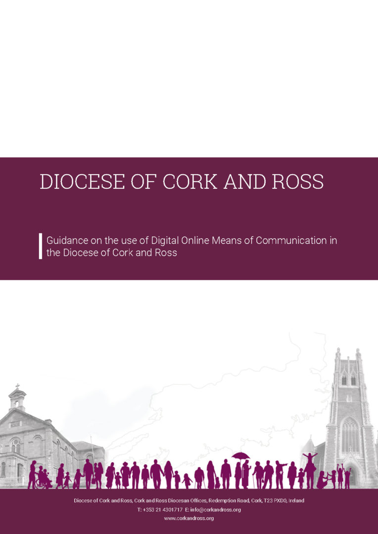 Diocese publishes guidance on use of online media