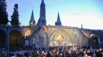 Pray a Spiritual Pilgrimage from Cork and Ross to Lourdes
